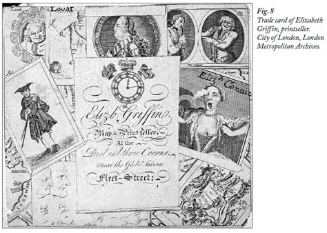Trade A Gift Card - trade cards in 18th century consumer culture circulation and exchange in commercial