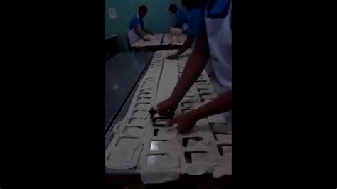 mencetak cireng isi youtube