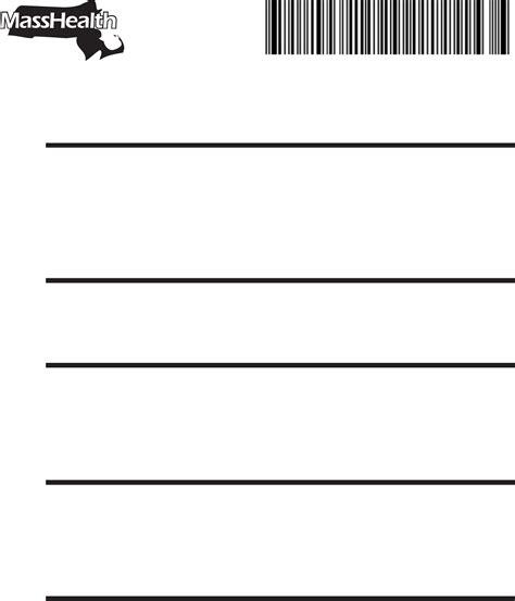sle masshealth fax cover sheet masshealth mail and fax cover sheet free