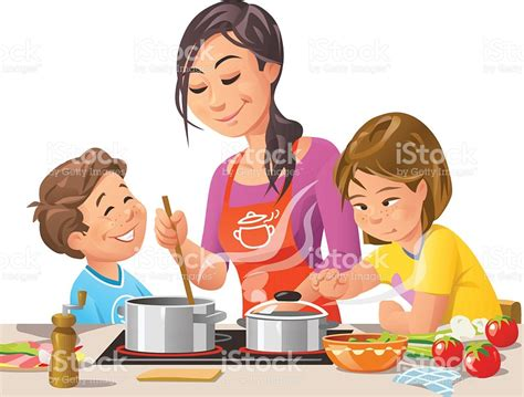feeding my comfort and laughter in the kitchen as my lives with memory loss books cooking with stock vector 521037140 istock