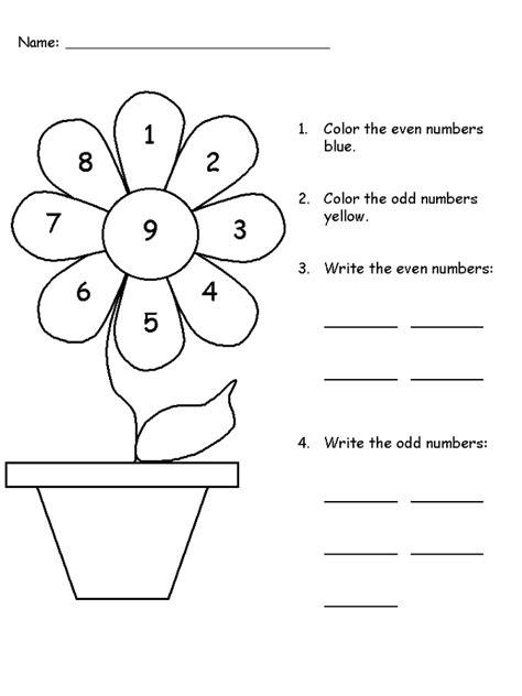 free printable math worksheets even odd even odd worksheets activity shelter