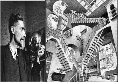biography of escher the artist m c escher 10 facts about the famous graphic artist