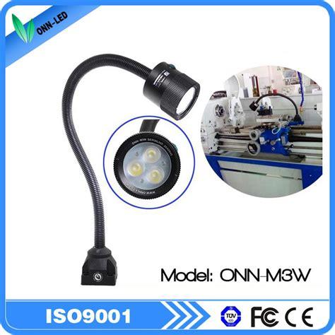 led gooseneck machine light gooseneck led light for machine work magnetic or