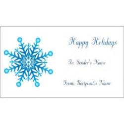 avery business card template for mac templates snowflake gift tags on business cards 10 per