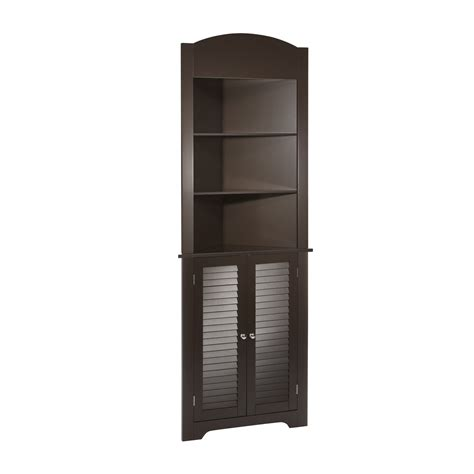riverridge ellsworth corner cabinet corner cabinet amazon com