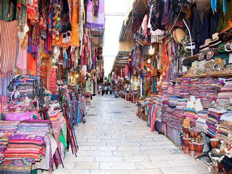 du marche du carmel au mahane yehuda faire les courses