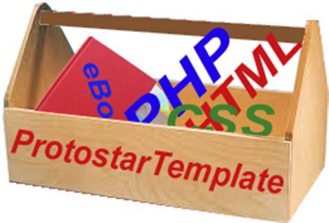 protostar template layout protostar template inklusive deutscher anleitung easybay