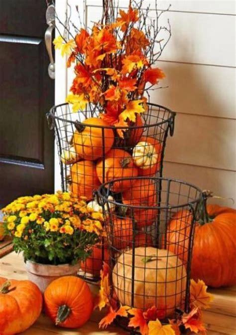 cozy thanksgiving porch decor ideas digsdigs
