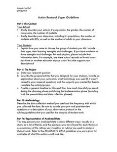 A Research Paper - 28 research paper exles in education