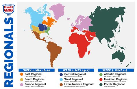 Mba In The Usa Vs South America by 2018 Reebok Crossfit Season Schedule