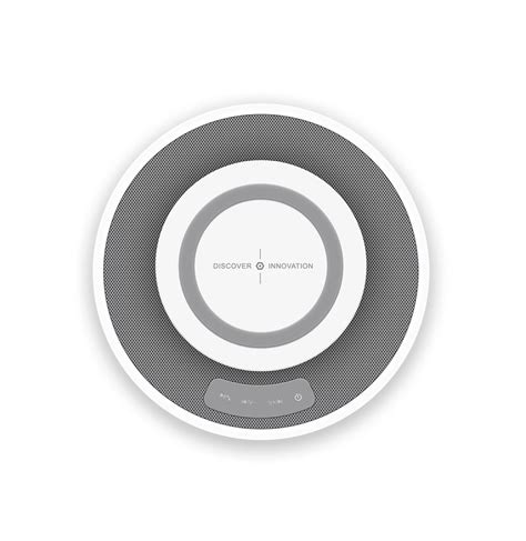 qi charger speaker qi wireless charger bluetooth with speaker for iphone 8