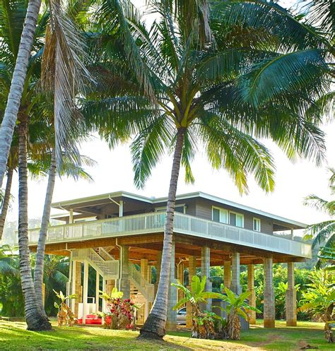 The House Kauai by Hale Houston Moloa A House Rosewood Kauai Vacation Rentals