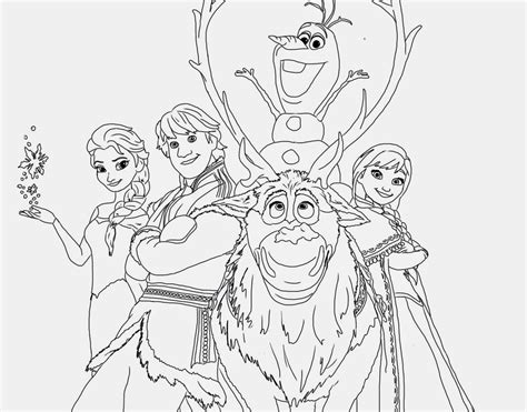 disney princess coloring pictures frozen color bros