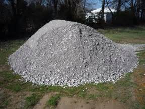 One Ton Of Gravel Gravel Parking Pad Doublebhomestead