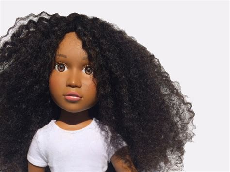 black doll black like me dolls made for children of color mater mea