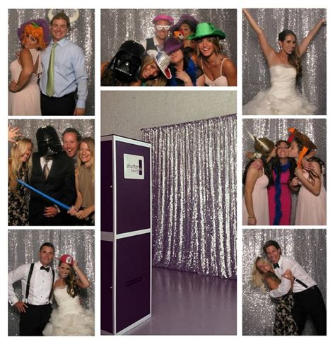 Wedding Backdrop Milwaukee by Open Air Photo Booth Rental Milwaukee Backdrops Sequins
