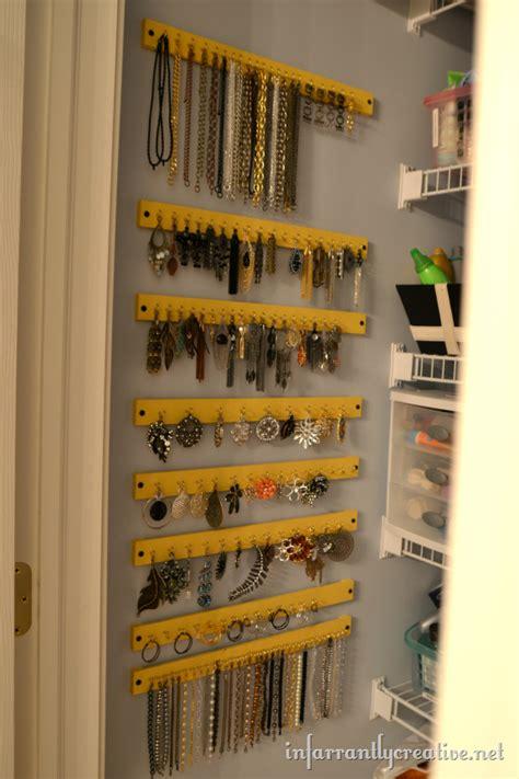 jewelry organization serenity now diy jewelry storage projects