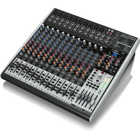 Mixer Behringer Xenyx 2442 Usb behringer xenyx x2442usb 24 channel mixer with usb audio