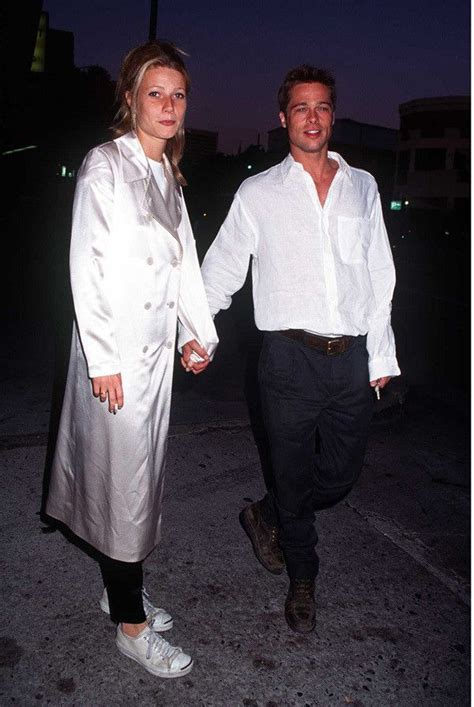 the girl who totaled brad gwyneth paltrow s ultimate style moments 90s to now