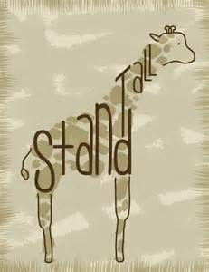 stand tall printable a smith of all trades