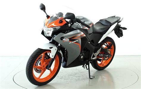 Motorrad Honda 125 Ccm by Honda Cbr 125 R 125 Ccm Motorr 228 Der Moto Center Winterthur