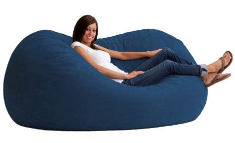 comfort research 6 foot xl fuf comfort research 6 foot xl fuf in comfort suede blue