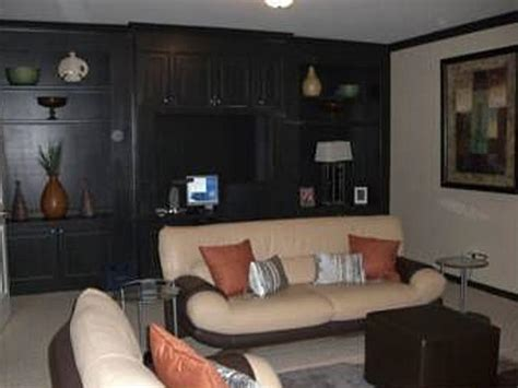 Basement Media Room Makeover   HGTV