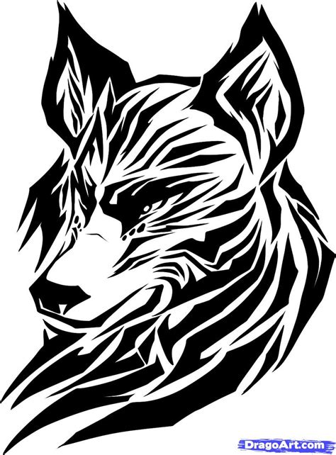 amazing tribal wolf tattoo ideas tattoo collection
