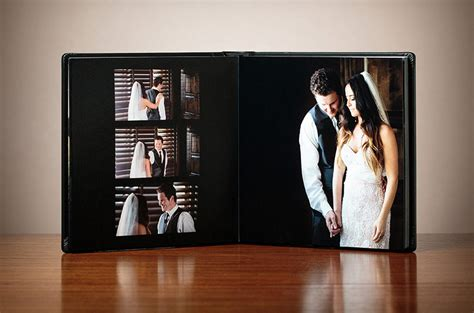 Wedding Album by Signature Wedding Albums Top Colorado Mountain Wedding