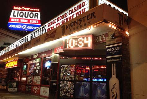 Stage Door Las Vegas by Best Dive Bars In Las Vegas