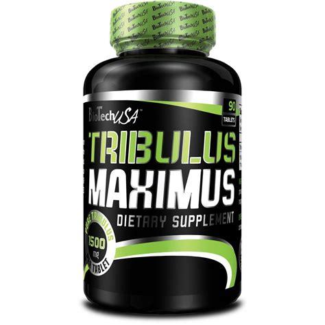 Suplemen Maximus tribulus maximus 90tabs biotech usa