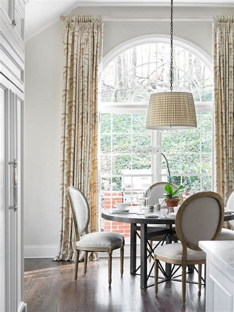 how to make arched window treatments home intuitive 45 best images about furnishings pleat drapes on curtain rods muse and window