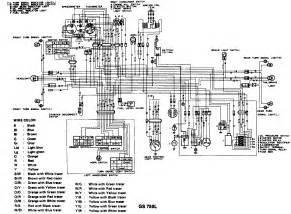 1980 suzuki gs550 wiring diagram 1980 free engine image for user manual