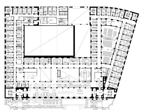 Layout Of Floor Plan gallery of clarion hotel post semr 233 n amp m 229 nsson 18