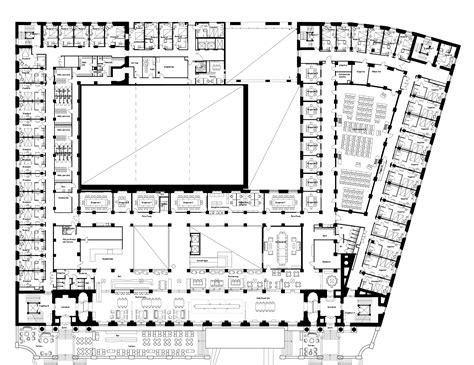 Layout Floor Plan gallery of clarion hotel post semr 233 n amp m 229 nsson 18