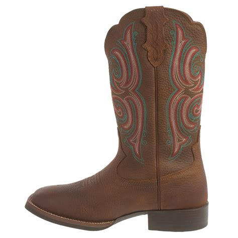 womens justin boots clearance justin boots copper kettle buffalo cowboy boots for