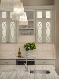 white kitchen cabinets with eclipse mullion k i t c h custom building products delorean gray grout home