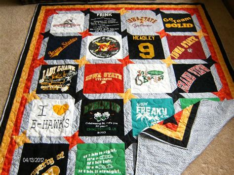 how to make a tee shirt quilt materials cutting the custom t shirt quilts by mytyme creations t shirt quilt
