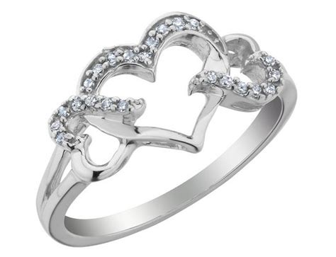 promise rings for stylish