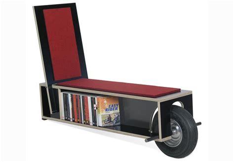 Book Shelf Chair by Space Saving Bookshelf Chairs Tiny House Design