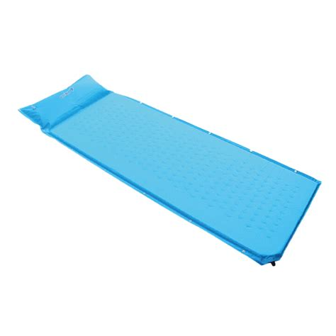 bed roll pillow self inflate cing mat inflatable pillow sleeping bag