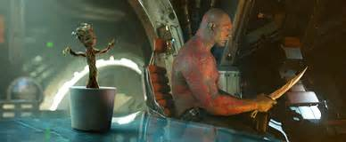 Guardians of the galaxy dancing groot scene officially released by