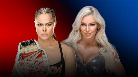 charlotte flair vs rousey raw women s chion ronda rousey vs charlotte flair 224