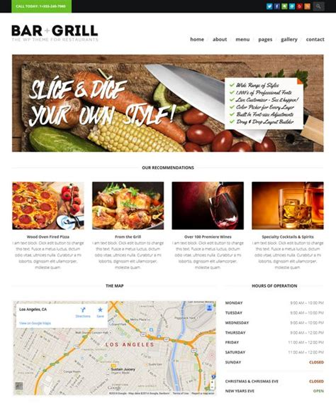 themes compatible with visual composer 17 best images about 11 more of the best restaurant