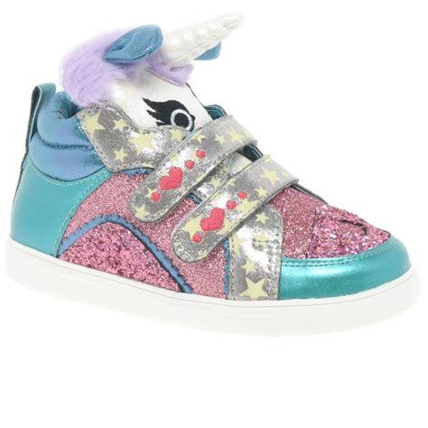unicorn shoes irregular choice mini unicorn shoes charles