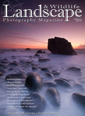 Issue 26 April 2013 Landscape Photography Magazine