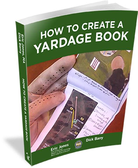 how to make a book how to make a yardage book get better on purpose