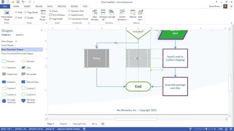 visio org chart tutorial understanding the organization chart wizard