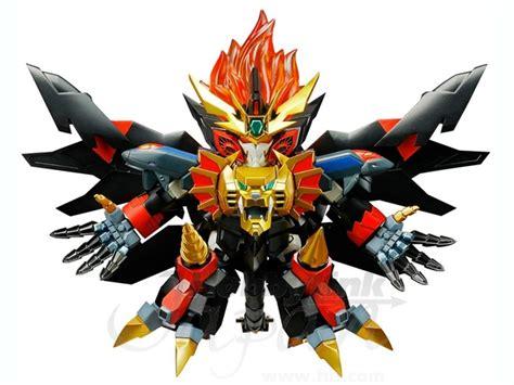 Puzzle Kertas Gundam Gao Da Model A genesic gaogaigar d style by kotobukiya hobbylink japan