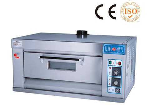 Oven Gas 2 Tray 1 deck 1 tray gas bakery small size oven buy bakery